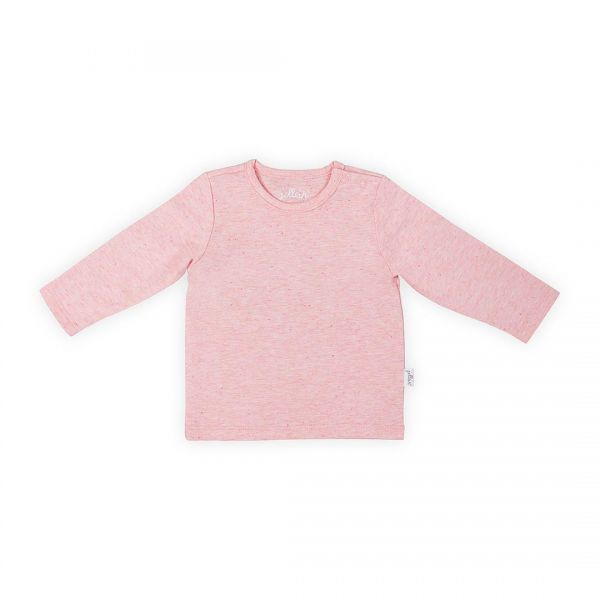 Jollein: Longsleeve - speckled pink