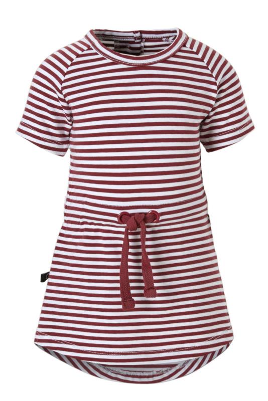 Noeser: Pien Dress stripe red