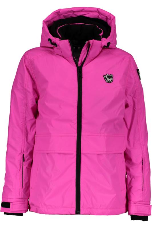 SuperRebel: 6281 Reflective Jacket Roze