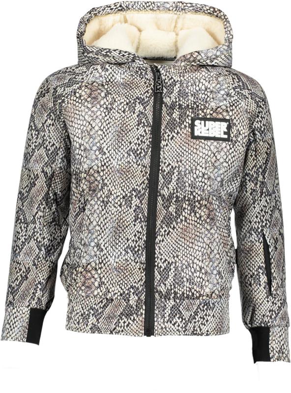 SuperRebel: Ski jacket snake 5202