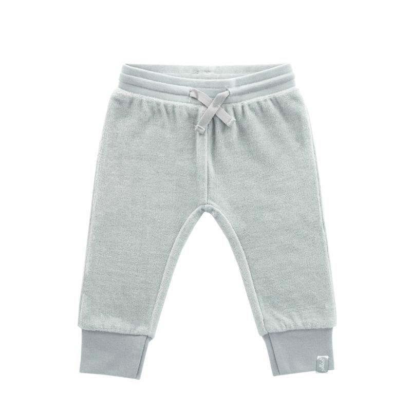 Jollein: Pants velour grey
