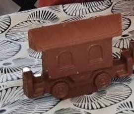 Chocolade wagon