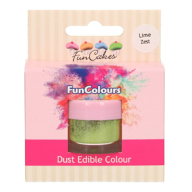 Funckaes edible funcolours dust Lime Zest