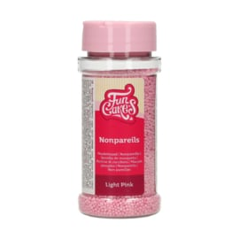Funcakes musketzaad licht roze 80 g