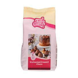 Funcakes special edition mix voor Enchanted cream Choco 450 g