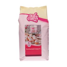 Funcakes mix voor Enchanted Cream 4 kg