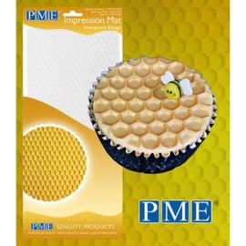 PME imprssion mat Honeycomb