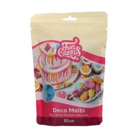 Funcakes Deco Melts Blue 250 g