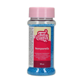 Funcakes musketzaad donker blauw 80 g