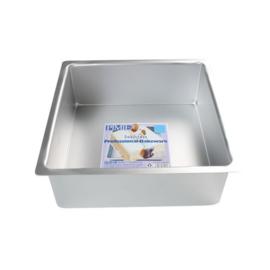 PME extra deep square pan 10x10x10 cm