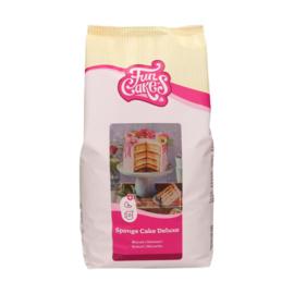 Funcakes mix voor Biscuit Deluxe 4 kg