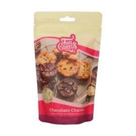Funcakes Chocolade Chunks Wit 350 g