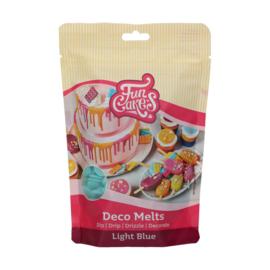 Funcakes Deco Melts Light Blue 250 g