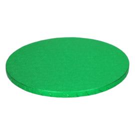 Funcakes cake drum rond Ø 30.5 cm Groen