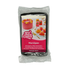 Funcakes marsepein Midnight Black 250 g