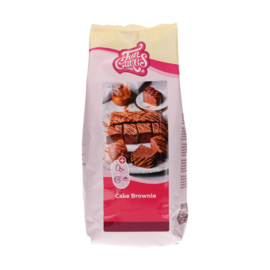 Funcakes mix voor Brownie 1 kg