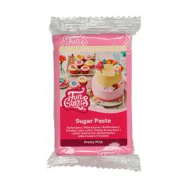 Funcakes rolfondant Pretty Pink 250 g