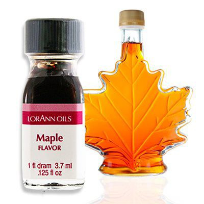 LorAnn super strength flavor Maple 3.7 ml
