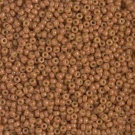 Miyuki rocailles 11/0 4457 Cedar Duracoat Opaque (10 gram)