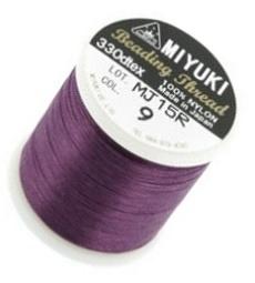 MIYUKI rijggaren nr. 9 Purple