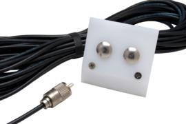 Delmhorst sensor met kabel