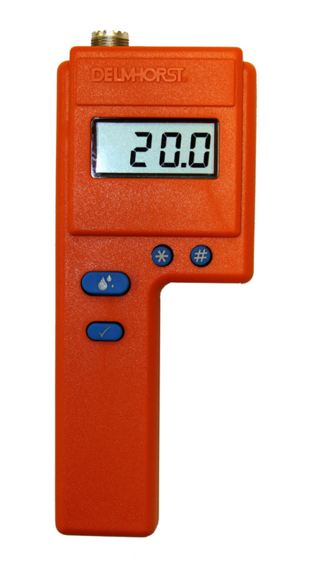 Delmhorst FX-2000 Digitale vochtmeter voor hooi en stro
