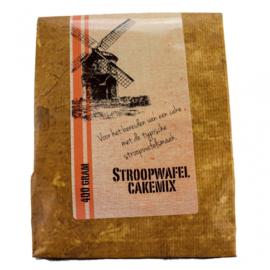 Stroopwafel cakemix