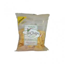 Zeezout ribbel chips