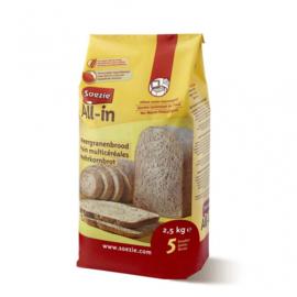 All in meergranen brood