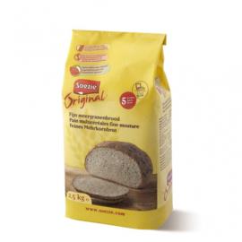 Original fijn meergranen brood