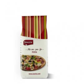 Mix voor pizza deeg