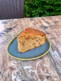 Oma's stroopwafelcake