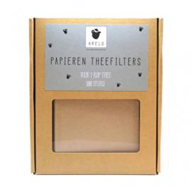 Papieren thee filter