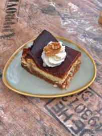 Carrot-cheesecake