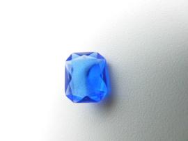 Losse blauwe steen (achthoek)