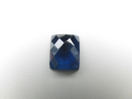 Losse blauwe steen (rechthoek)