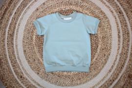 T-Shirt   Zeegroen