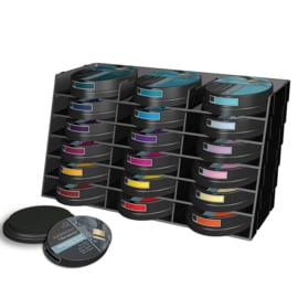 Kit Storage Trays voor stempelkussens