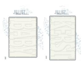 Jilliez Album Creator mallen 2 st.