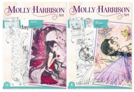 Kit 2 - Stempels Molly Harrison