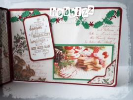 Kit Guirlande + Cardstock kerstkleuren