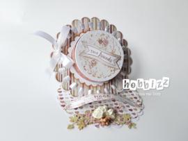 1002/1002 Hobbizz stans Ribbon Doily