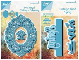 Kit mallen Royal & Spring