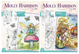Kit 3 - Stempels Molly Harrison