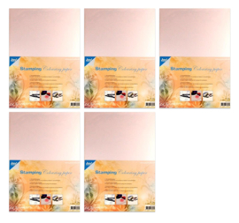 8011/0700 Stempelpapier wit A4 - 50 vel