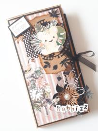 1002/0501 Hobbizz Designpapier Wings of Time 2 pakjes