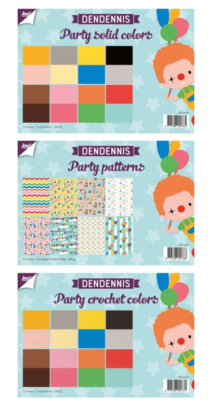 Kit Dendennis Party papier