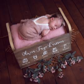 geboortemeter greywash