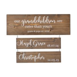 grootouderbord greywash