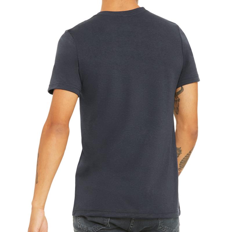 T-shirt Heren Go ask your mom